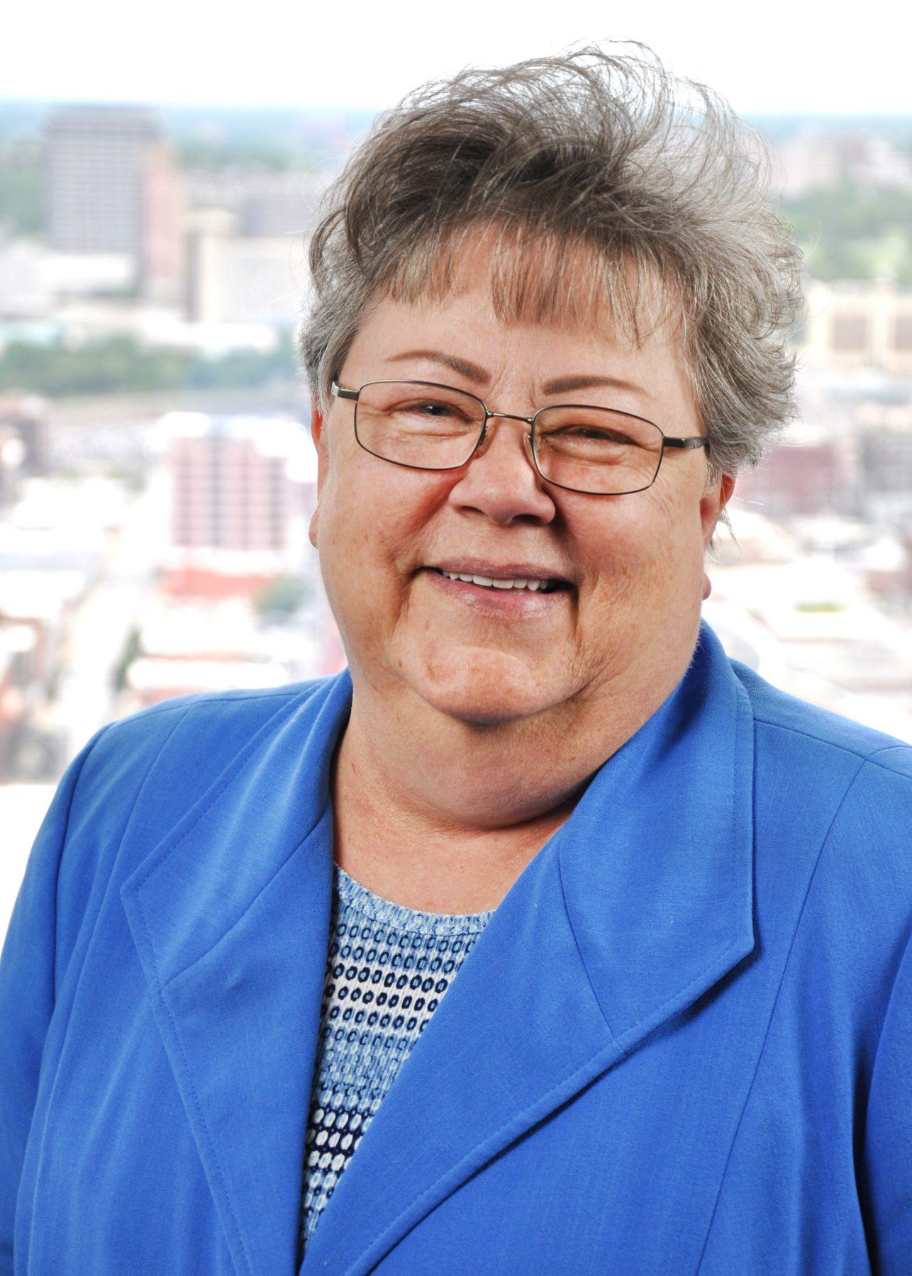 Ruth Stevenson Profile Image