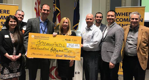Bank Midwest Supported KC Chamber's Small Business Celebration