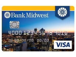 Bank Midwest Credit Cards Rewards Kansas City
